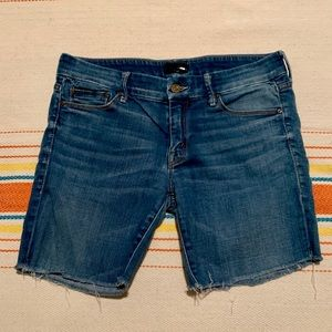 Mother Denim jean cutoffs